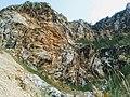 Limestone outcrop in Citatah.jpg