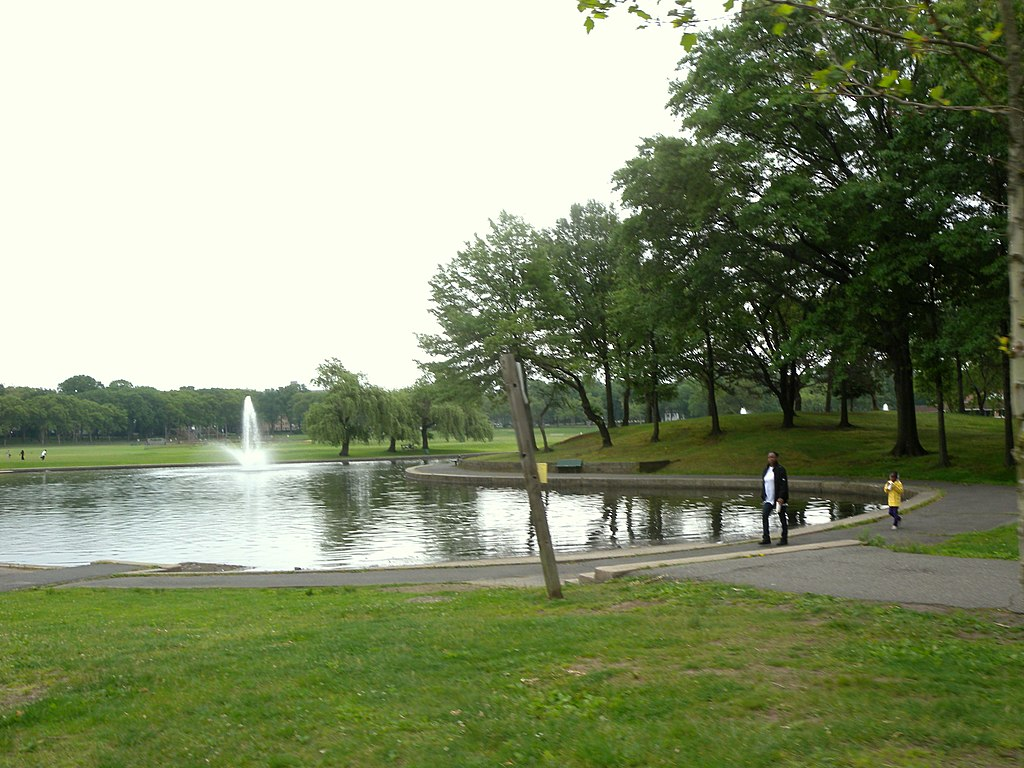 Lincoln Park lake JC jeh