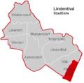 Lindenthal Stadtteil Klettenberg.PNG