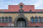 Linz Holzstraße 3 Fleischmarkthalle frontal.jpg