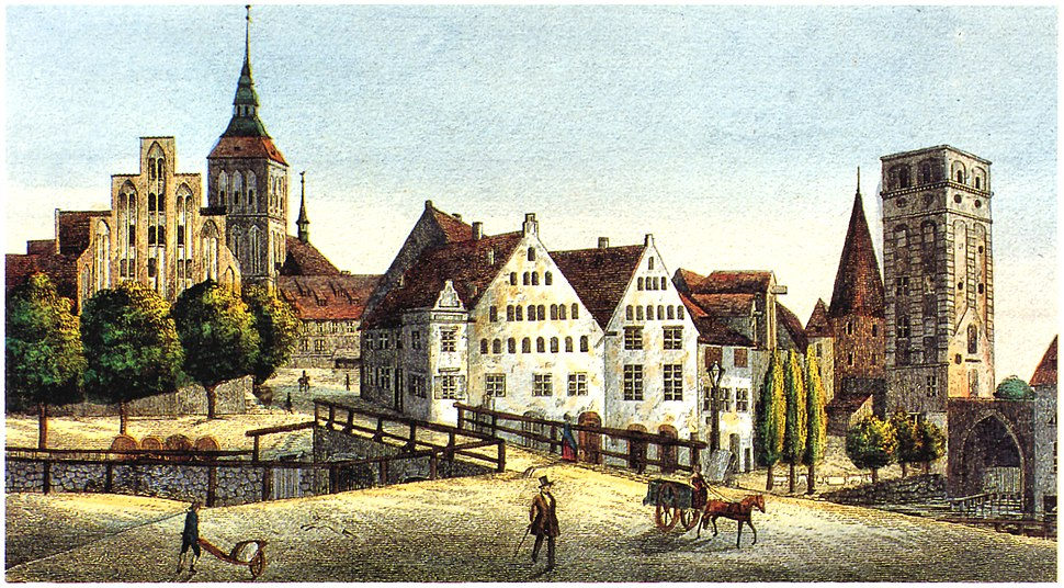 Lisch-Rostock Beginenberg