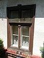 Listed house, window. - 11 Gróf Teleki Street, Gyömrő, Hungary.jpg