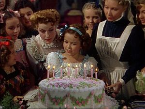 The Little Princess (1939 film) - Birthday party scene.