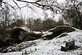 Livet Bridge under Snow - geograph.org.uk - 1628563.jpg