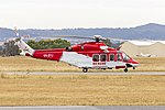 Lloyd Off-Shore Helicopters (VH-SYJ) AgustaWestland AW139 taxiing at Wagga Wagga Airport.jpg