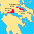 Location of Locris.png