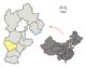 La préfecture de Shijiazhuang dans la province du Hebei