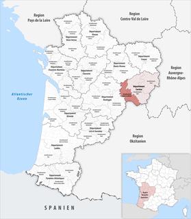 Arrondissement of Brive-la-Gaillarde Arrondissement in Nouvelle-Aquitaine, France