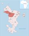 Locator map of Kanton Tsingoni 2018.png