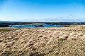 Loch Ochiltree from Ochiltree Hill on Southern Upland Way - panoramio.jpg