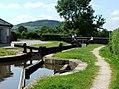 Lock 1, Macclesfield Canal near Bosley - geograph.org.uk - 440999.jpg