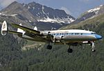 Lockheed C-121C Super Constellation, Super Constellation Flyers Association JP6615666.jpg
