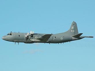 Lockheed CP-140 Aurora - An Aurora in 2004