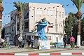 Loggerhead Monument in Le Kram Tunisia 2.jpg