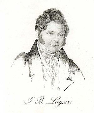 Johann Bernhard Logier - Johann Bernhard Logier (1777–1846), German musician resident in Ireland