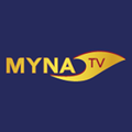 Logo of Myna Television Channel in Malayalam Language.png