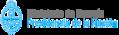 Logotipo del Ministerio de Energía de la República Argentina.png