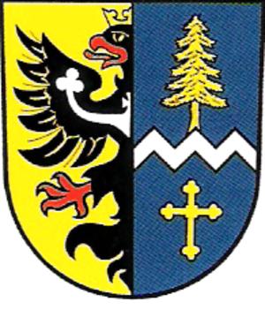 Horní Lomná - Image: Lomna Gorna herb