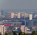 London, view from Shooters Hill, Stratford01.jpg