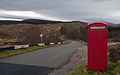 Lonely Telephone, Bridge of Oykel, Sutherland, Scotland, 13 April 2011 - Flickr - PhillipC.jpg