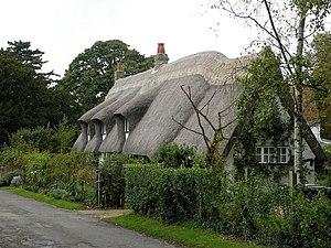 Balsham - Image: Long Thatch, Church Lane geograph.org.uk 995361