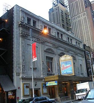 Longacre Theatre - Boeing-Boeing, 2008