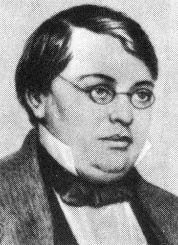 Михаил Лонгинов, известный литератор и библиограф (около 1855).