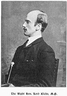 Hugo Charteris, 11th Earl of Wemyss Scottish Conservative politician