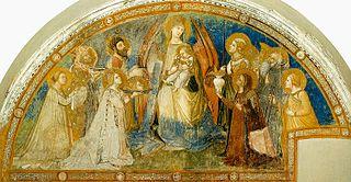 Maestà of Sant'Agostino