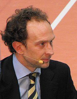 Lorenzo Bernardi Italian volleyball player and coach