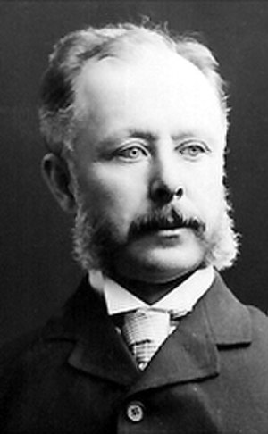 Louis Henry Davies - The Right Hon. Sir Louis Henry Davies