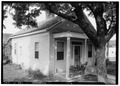 Louis Powell House, Second Avenue and Maple Street, Oakland, Douglas County, OR HABS ORE,10-OAK,1-1.tif