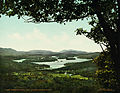 Lower Saranac Lake, Adirondack Mountains, New York, 1902.jpg