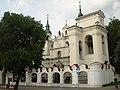 Lubartów, lubelskie, Poland - Baroque St. Anne Basilica (1733-1738) - panoramio.jpg