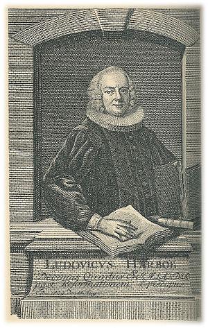 Ludvig Harboe - Portrait of Ludvig Harboe