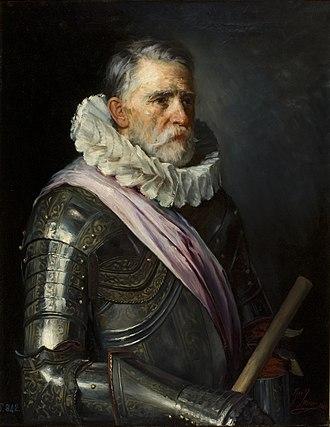 Luis de Requesens y Zúñiga - Portrait of Luis de Requesens, by Francisco Javier Jover (Prado museum)