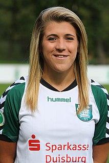 Luisa Wensing German footballer