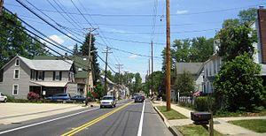 Lumberton Township, New Jersey - Center of Lumberton