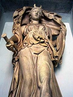 Roman goddess of the Moon