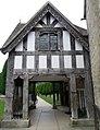 Lych gate, St Mary's Church Painswick - geograph.org.uk - 2025560.jpg
