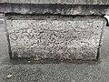 Lyon 7e - Place du Prado - Inscription croix (mai 2019).jpg