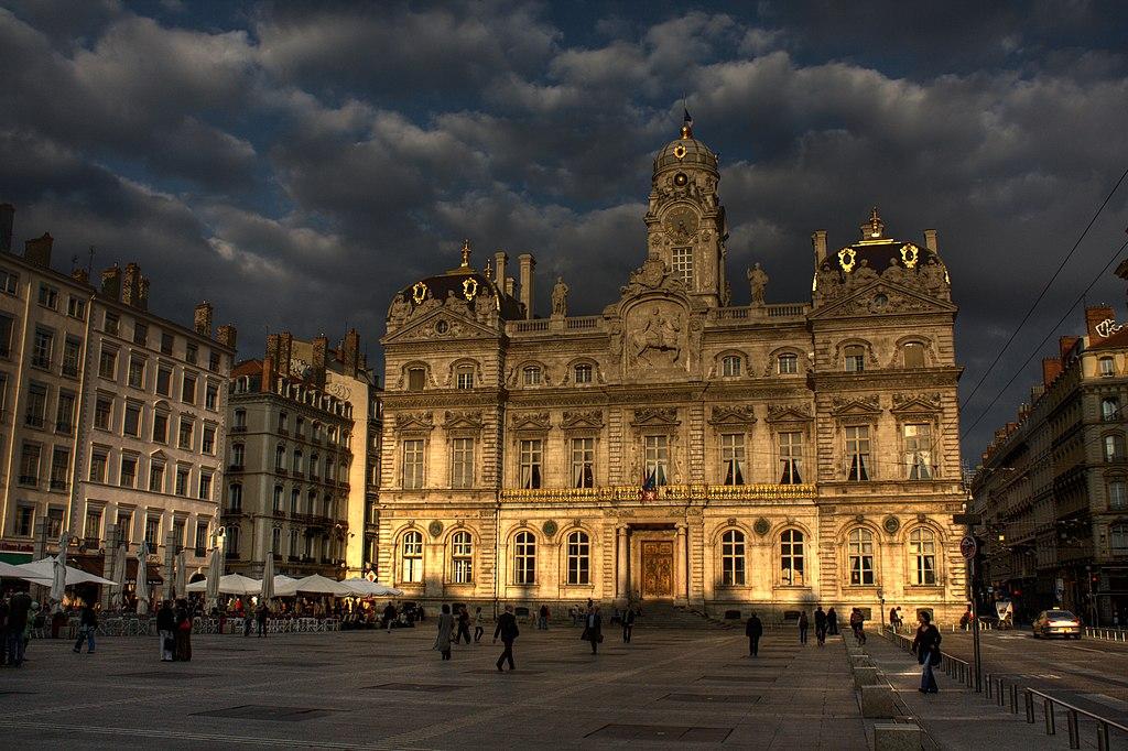 Hotel Lyon  Arrondibement