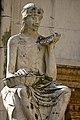 Mátyás király-emlékmű részlete (Melocco Miklós), Ady Endre utca és Fő utca sarok, Székesfehérvár (8634893439).jpg