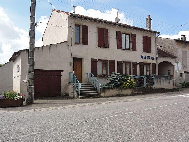 Méhoncourt (M-et-M) mairie