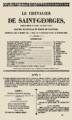Mélesville & Beauvoir, Le Chevalier de Saint-Georges comédie mêlée de chant.png
