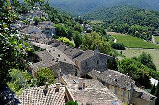 Ménerbes Commune in Provence-Alpes-Côte dAzur, France