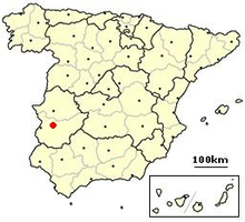 Mérida, Spain location.png
