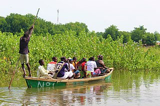 Yagoua,  Far North Region, Камерун