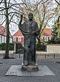 Münster, Skulptur -Kardinal von Galen- -- 2014 -- 3985.jpg