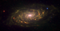 M63 3.6 8.0 24 microns spitzer.png
